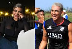 "Futbolista Eduardo Rabanal es perdonado por Paula Arias tras ampay: ""si confío en mi pareja"" | VIDEO"
