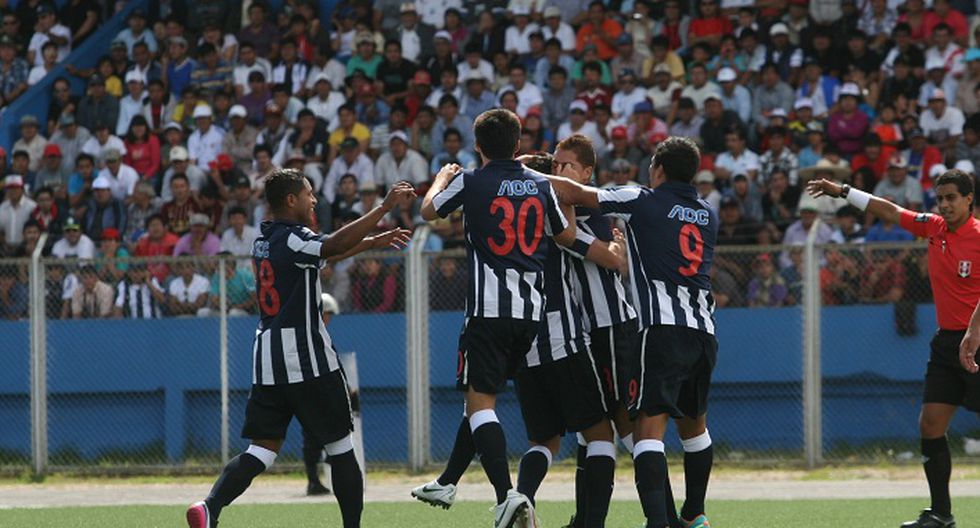 Alianza Lima derrota 2-0 a Melgar en Arequipa
