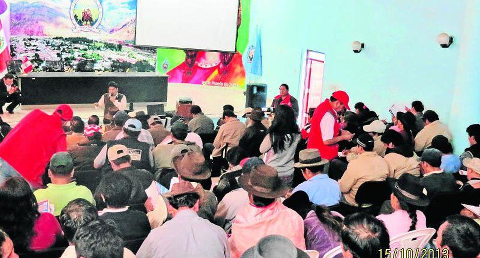 Ayacucho: Presentarán Plan de Competitividad