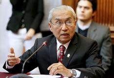Pedro Chávarry: Subcomisión debatirá y votará este lunes informe de denuncia relacionada a exfiscal de la Nación