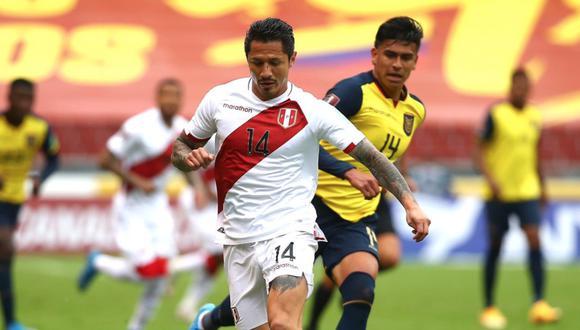 Perú vs. Ecuador EN VIVO ONLINE   sigue el partido por fecha 8 de las Eliminatorias Qatar 2022 en el Estadio Rodrigo Paz Delgado (Foto: Selección peruana)