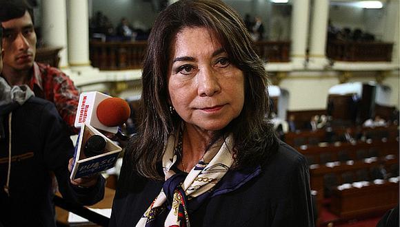 """Martha Chávez sobre Vizcarra: """"No da cuenta que el único 'adelanto' que cabe es el de su renuncia"""""""
