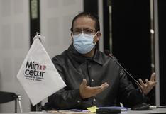 """Ministro Sánchez sobre cuestionamientos a Barranzuela: """"Estoy seguro que se van a poder absolver"""""""