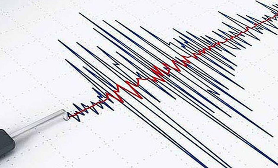 Sismo de magnitud 4.1 remeció Cajamarca esta mañana