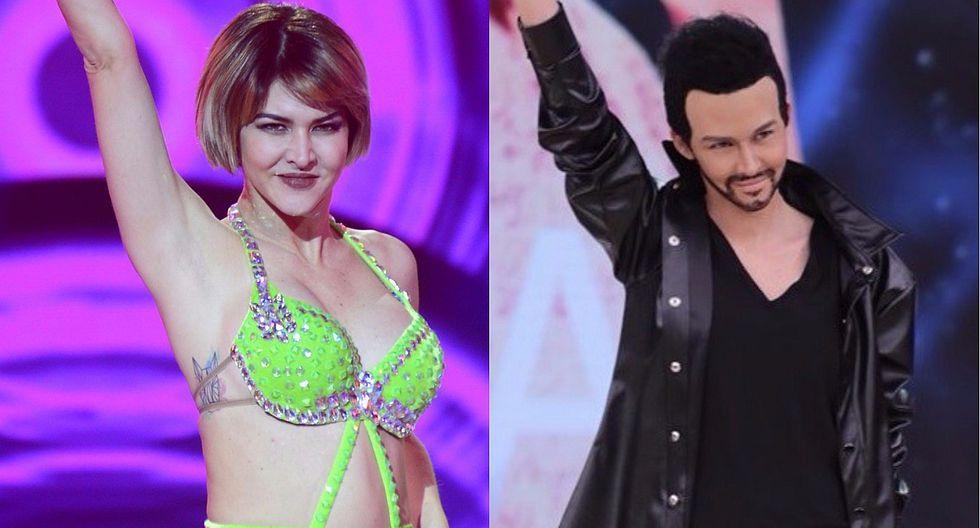 """El Gran Show: Anahí de Cárcenas se transforma Ricky Martin y sorprende con """"La Mordidita"""" (VIDEO)"""