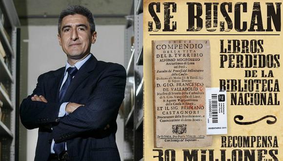 """Alejandro Neyra niega la cancelación de campaña """"Se buscan libros perdidos"""""""