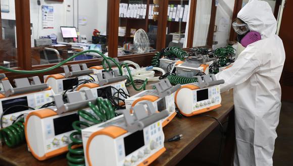 Autoridades regionales de Piura paralizaron compra de 27 ventiladores mecánicos para el Hospital Santa Rosa, según Convoca.pe. (Foto referencial: Essalud)