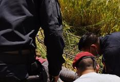 Muerte a orillas de los ríos de la región Huancavelica