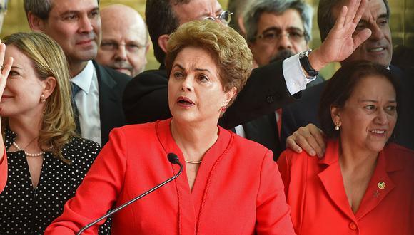 Dilma Rousseff exige nuevo juicio político