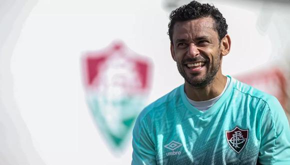 Fred llegó a Fluminense en el 2017 tras un breve paso por el Atlético Mineiro. (Foto: Fluminense)