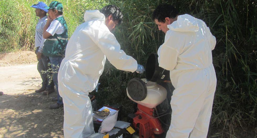 Realizan simulacro por fiebre aftosa en Moquegua