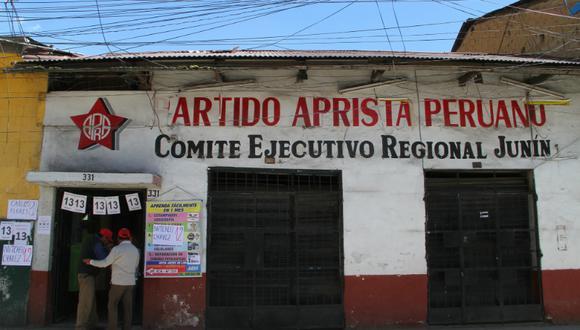 APRA elige a sus candidatos al Congreso por Junín y completa lista por la Alianza Popular