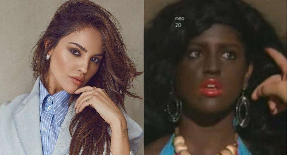 Eiza González se pronunció luego que se difundieron fotografías de ella haciendo blackface. (Foto: Instagram/Televisa)