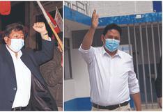 Candidatos de Perú Libre y Acción Popular lideran votación en la región Junín