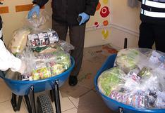Municipalidades de Arequipa entregaron canastas a personas fallecidas durante la pandemia