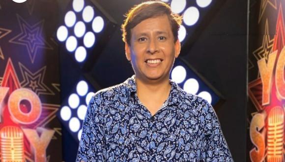 El cantante Hugo Apaza utilizó su cuenta de Facebook para pronunciarse luego de anunciarse que se alejaría del programa de imitación.