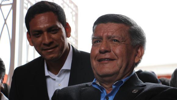 El congresista Luis Valdez lamentó que el Jurado Electoral Especial de Lima Centro 1 haya excluido al líder de Alianza para el Progreso, César Acuña. (Foto: Archivo El Comercio)