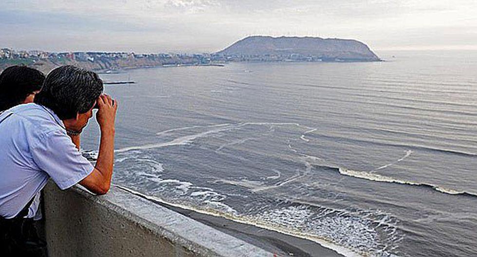 Descartan tsunami en la costa peruana tras retirada del mar