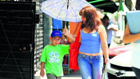 Pronostican 30°C en Lima este fin de semana