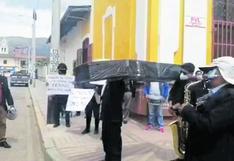 Orquestas y bandas musicales alistan protesta nacional exigiendo reactivación