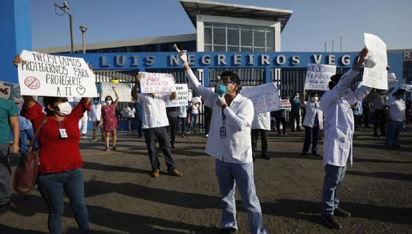 Hospital Negreiros. Foto: Diana Marcelo (GEC)