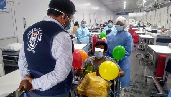 Chincha: más de 20 personas se recuperan tras padecer infección por coronavirus.