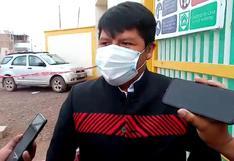 Vicegobernador de Puno pide cambio de funcionarios