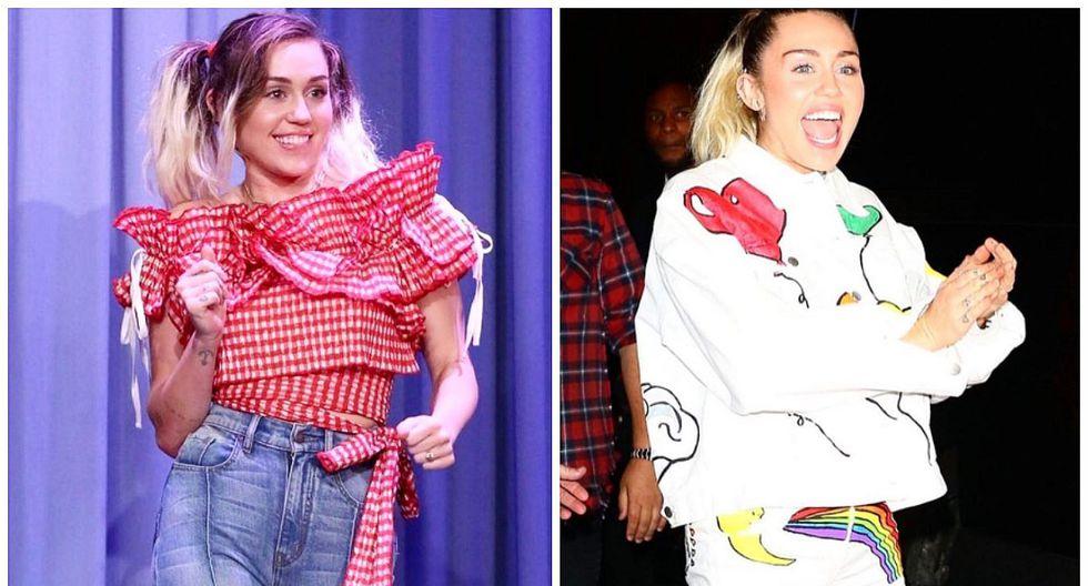 Miley Cyrus sorprende a seguidores con una presentación en la calle (VIDEO)