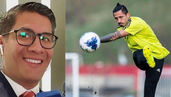 """Erick Osores a Ricardo Gareca: """"Yo iría a buscar a Gianluca Lapadula"""" (VIDEO)"""