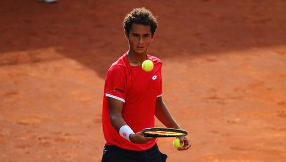 Juan Pablo Varillas ocupa el puesto 130 en el ranking ATP. (Foto: GEC)