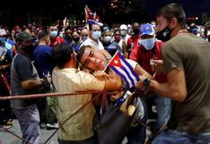 EE.UU. sancionará hoy a funcionarios cubanos por represión en protestas