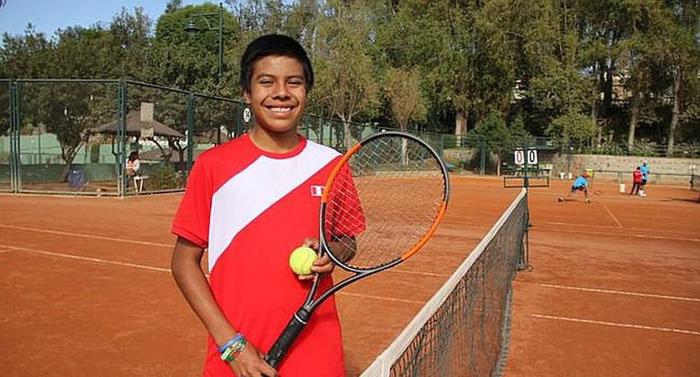 El N° 1 de Sudamérica en tenis está en Arequipa