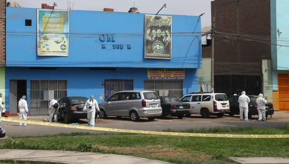 La discoteca Thomas Restobar ya había sido clausurada por el municipio. (Foto: Gonzalo Córdova / GEC)