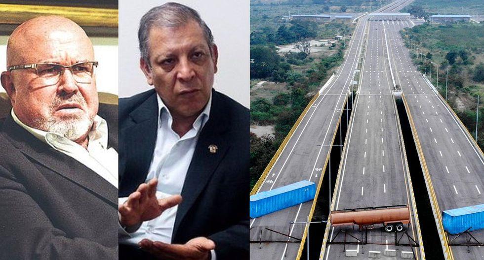 Congresistas peruanos se pronuncian tras bloqueo a ayuda humanitaria en Venezuela