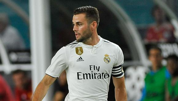 Nacho Fernández tiene contrato con el Real Madrid hasta el 2022. (Foto: AFP)