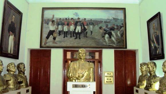 Instituto Sanmartiniano del Perú fomenta la identidad nacional alrededor de la figura del general José de San Martín. (Foto: ISMP)