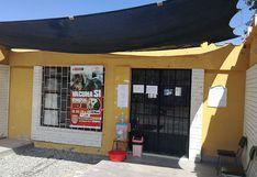Posta de salud cerrada en poblado de Cocachacra
