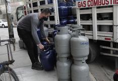 """Osinergmin plantea implementación de """"GLP Eléctrico"""" ante alza del precio del balón de gas"""