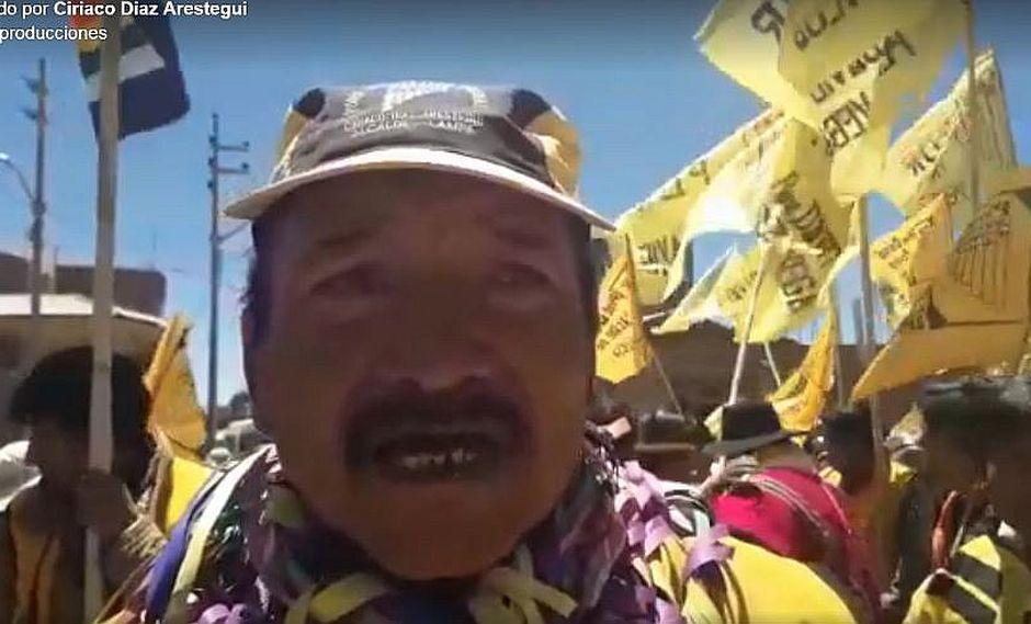 Virtual alcalde de Lampa promete trabajar a favor del turismo