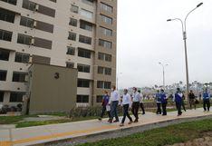 Villa Panamericana entrará en funcionamiento el lunes para pacientes de coronavirus, según Vizcarra