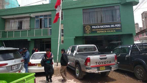 Fue la misma Policía Nacional del Perú (PNP) la que advirtió sobre este hecho delincuencial. (Foto: Difusión)