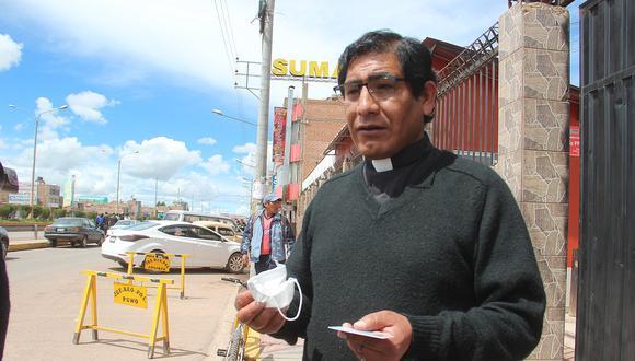 Puno: misa de Domingo de Ramos se realizará vía redes sociales