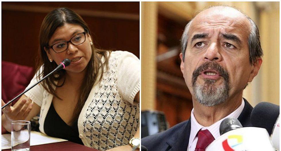 """Mauricio Mulder: """"Lizbeth Robles debe ser investigada en Comisión de Ética (VIDEO)"""