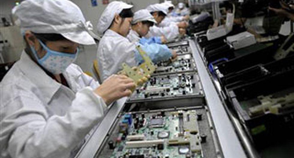 China: Trifulca entre 2000 trabajadores de fábrica proveedora de Apple provoca su cierre