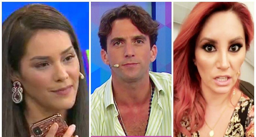 """Karen Schwarz: """"Mi postura es que ni Antonio Pavón ni Aneth Acosta sigan en el programa"""""""