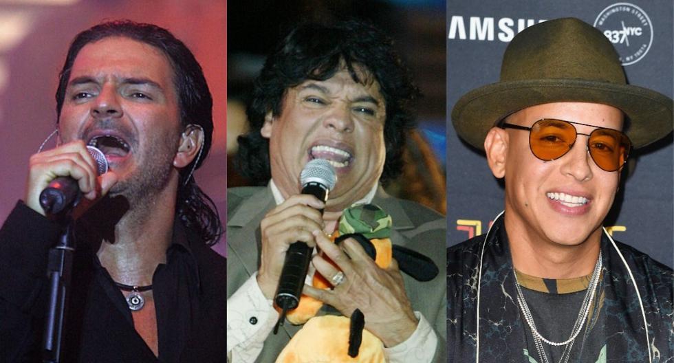 Billboard lanzó ranking de las 50 mejores canciones latinas de la historia