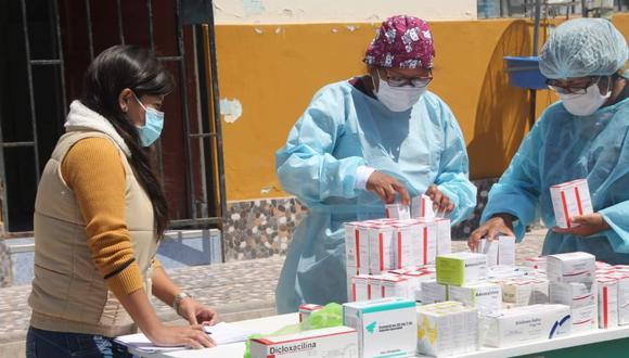 La propagación de la enfermedad en este distrito alarma a las autoridades que no cuentan con los recursos suficientes para hacerle frente. (Foto: Difusión)