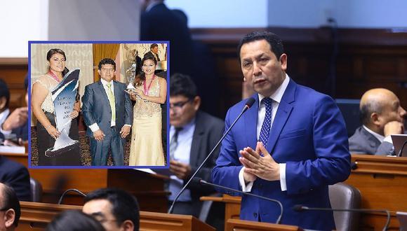 Familiares de Clemente Flores sí son accionistas en empresas que firmaron contratos millonarios con el Estado