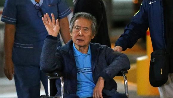 Fiscalía presenta requerimiento para incautar documentos vinculados al indulto a Fujimori