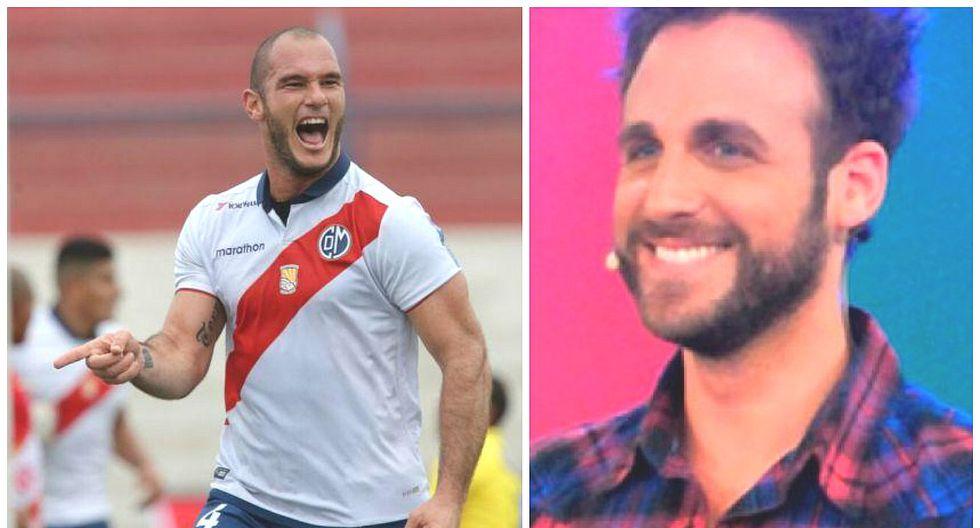 Adrián Zela sorprende a Rodrigo González con video en Instagram